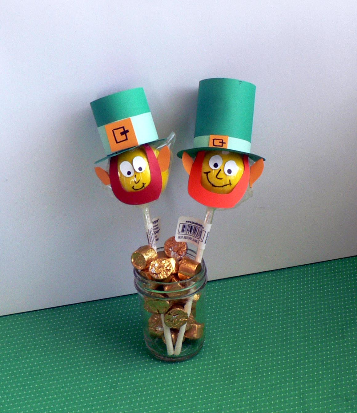 leprechaun suckers