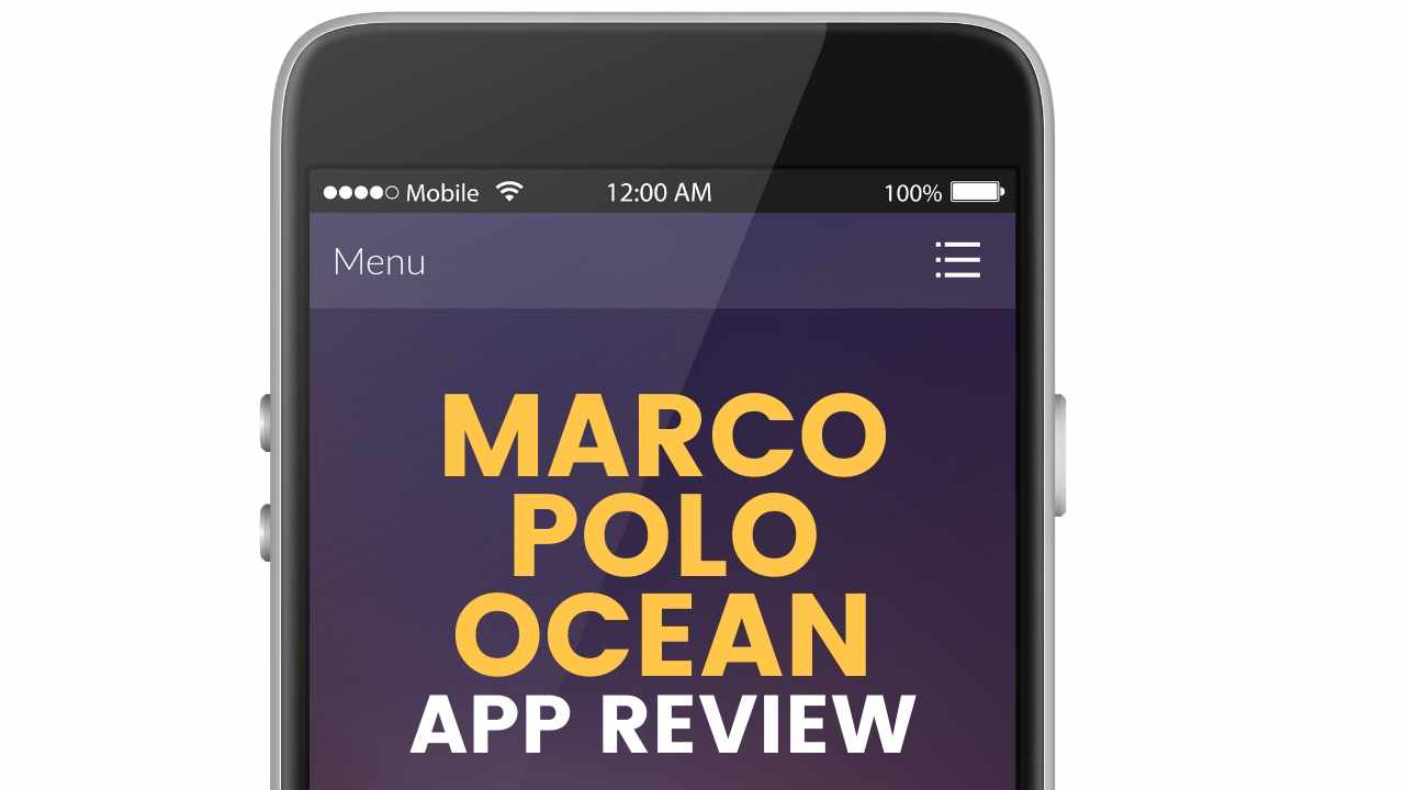 marco polo ocean app