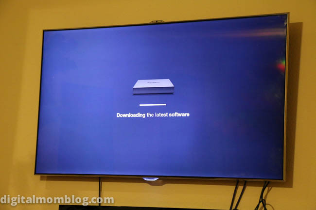 Amazon Fire TV software update