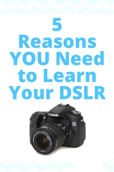 learn your dslr