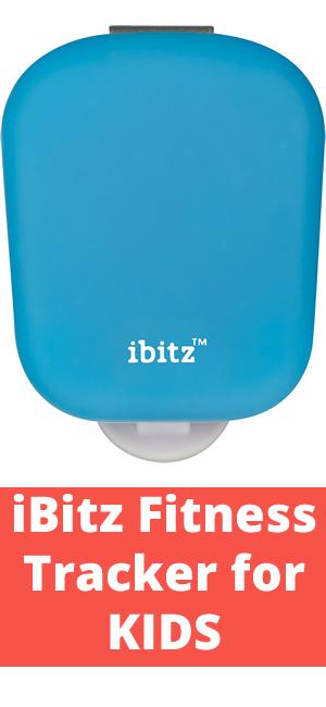 ibitz fitness tracker for kids