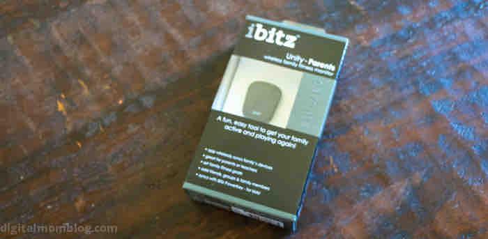 ibitz unity fitness tracker