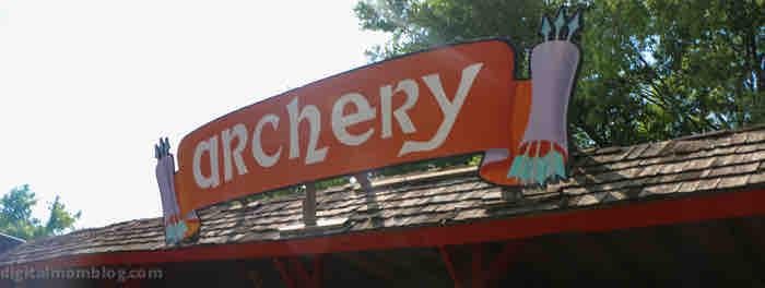 scarborough faire archery