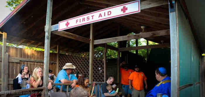 scarborough faire first aid