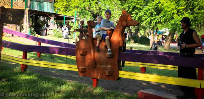 scarborough faire jousting horse