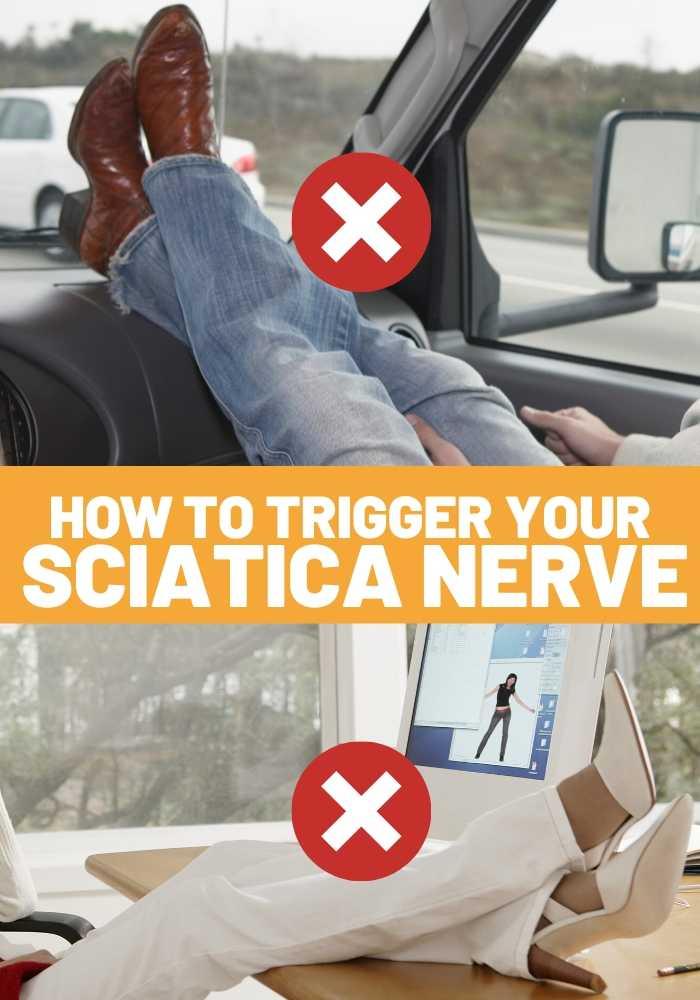 sciatic pain triggers