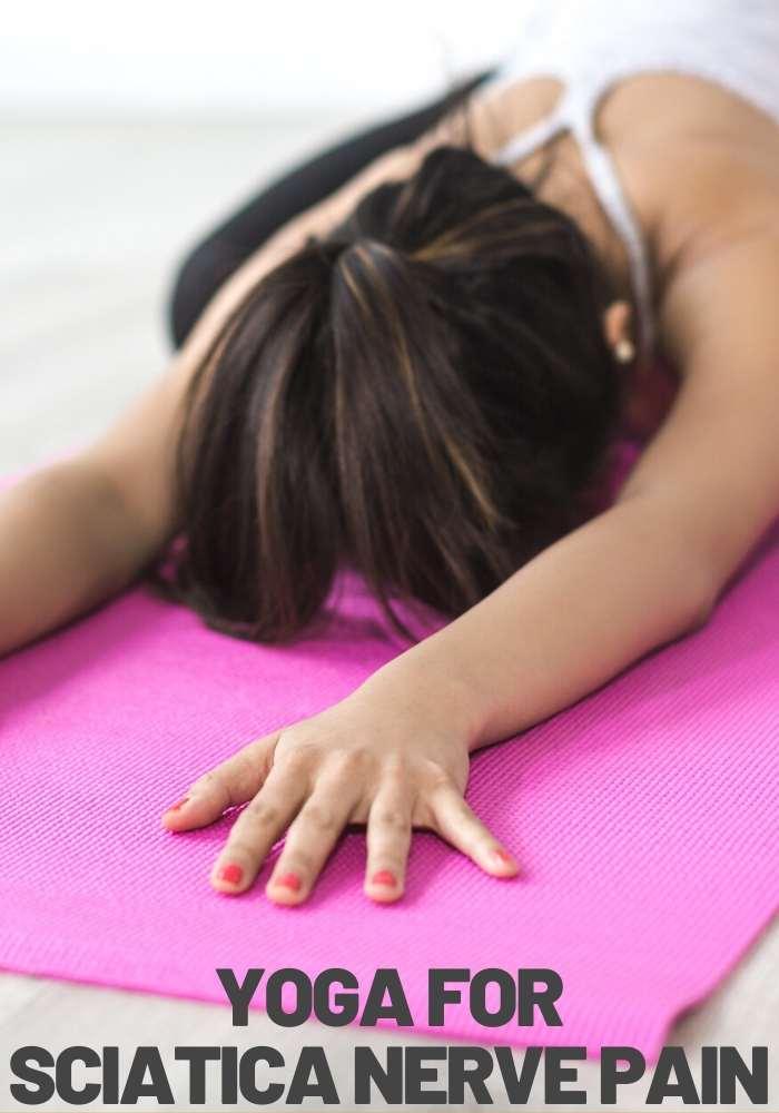 yoga sciatica pain