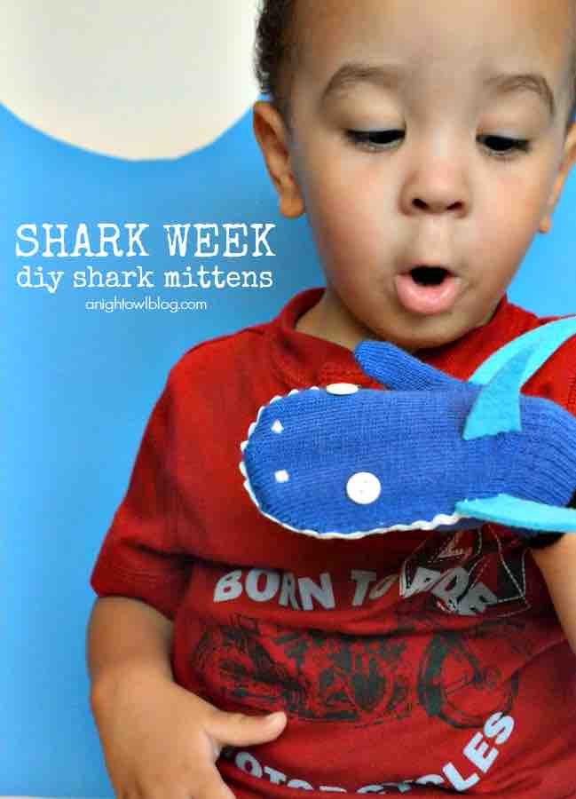 7 Ways To Celebrate Shark Week With Kids