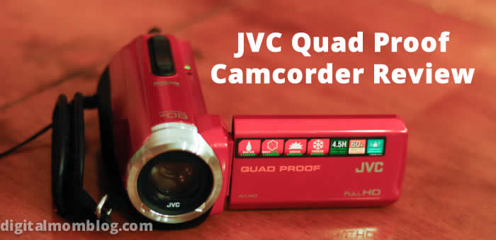 JVC Quad Proof Camcorder Review