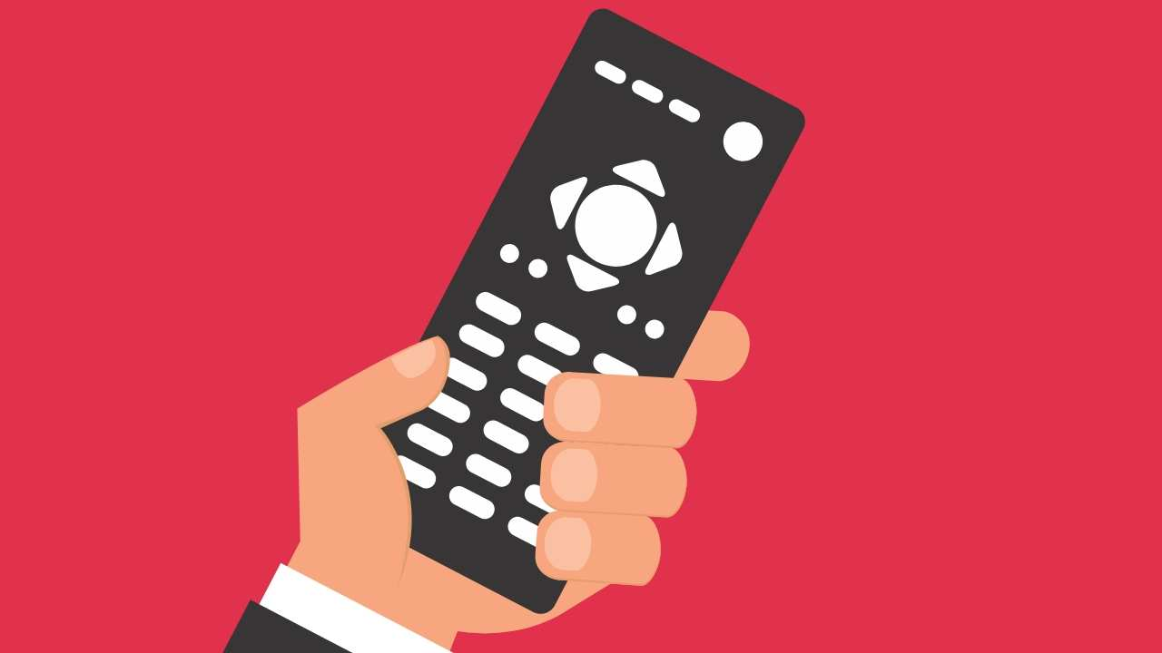 smart tv remote control apps