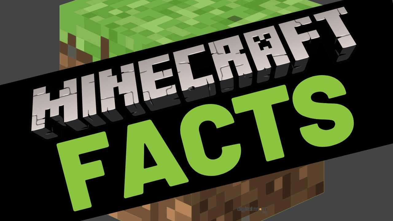funny minecraft facts