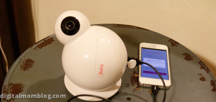 iBaby Video Baby Monitor