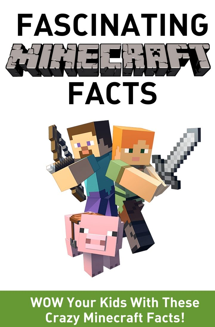 Minecraft Facts - wow your kids with these crazy minecraft facts