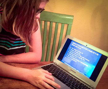 No laptops in the bedroom for our kids