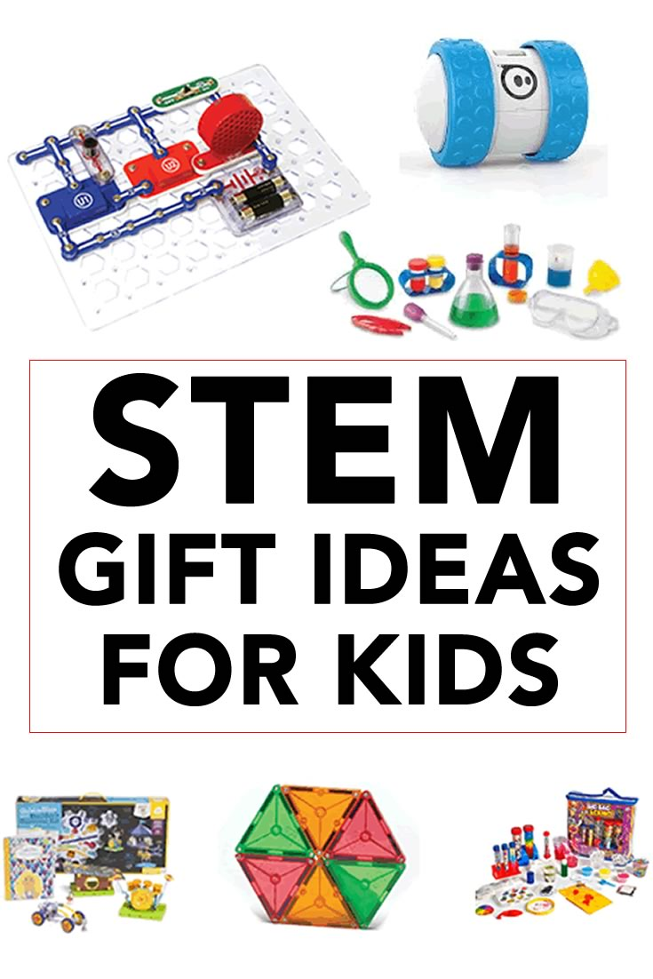 Stem Gift Ideas for Kids