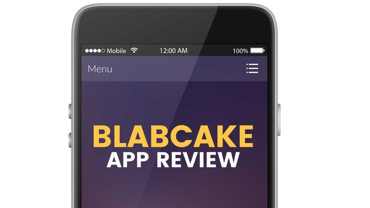 blabcake app review
