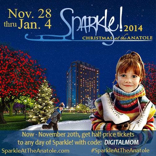 Discount Code Sparkle Dallas