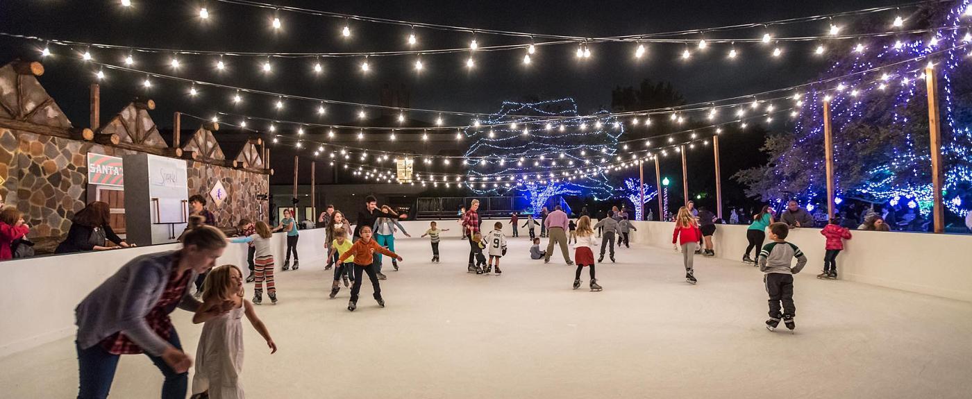 Dallas Ice Skating