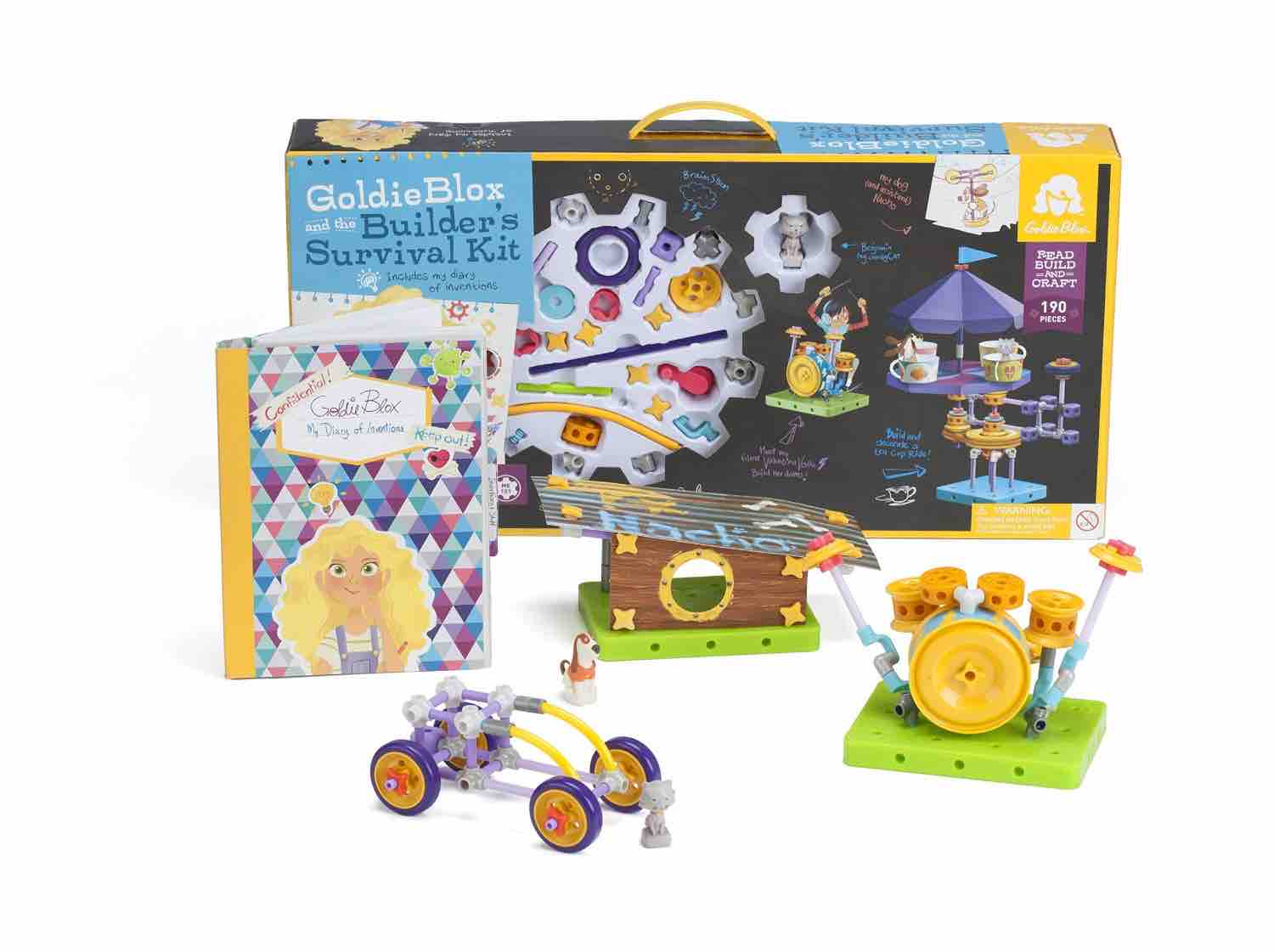 Goldie Blox STEM GIFT Idea