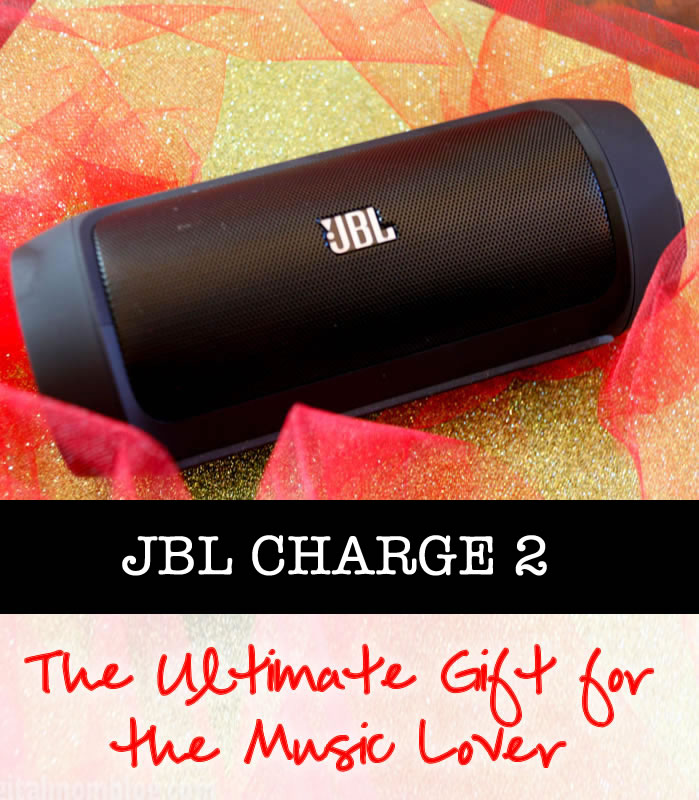 JBL Charge 2 Ultimate Gift Music Lover