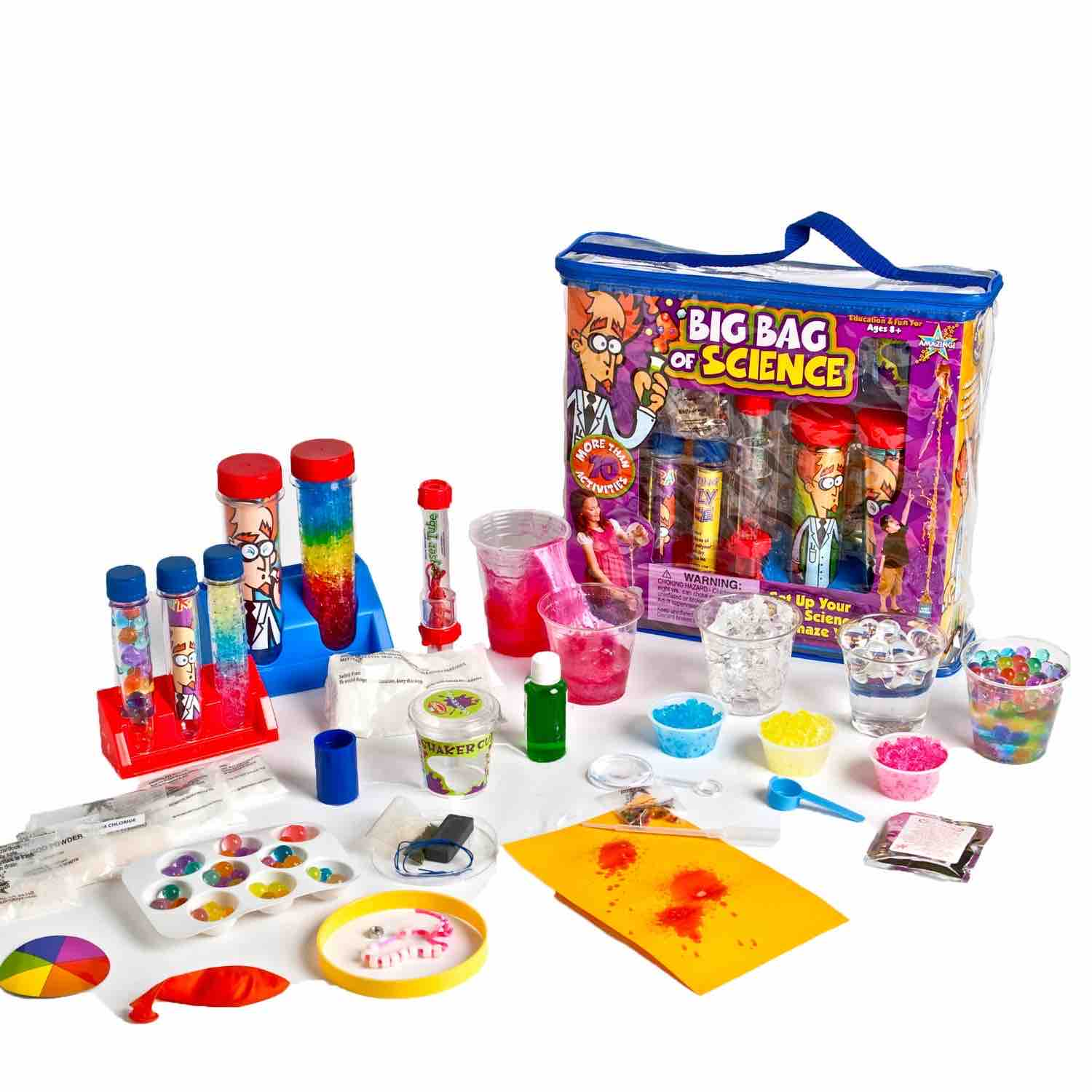 science project kits Choose from a wide range of winning cool science fair science kits elementary, middle school and high school projects and experiments.