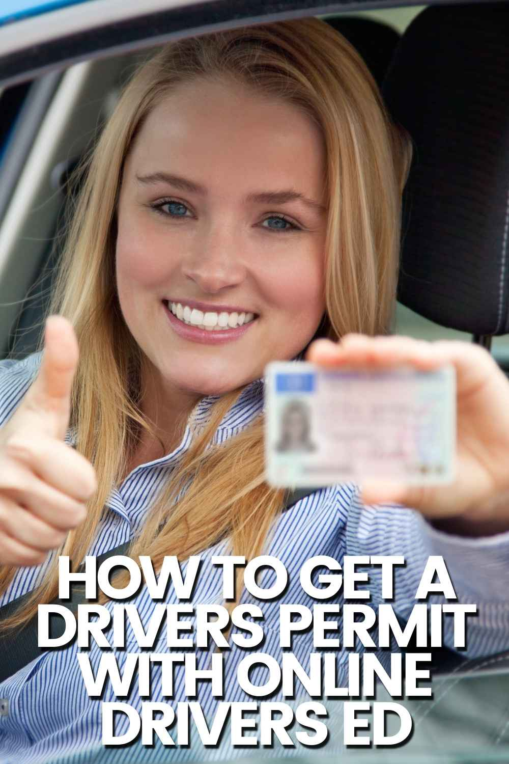 drivers permit with online drivers education