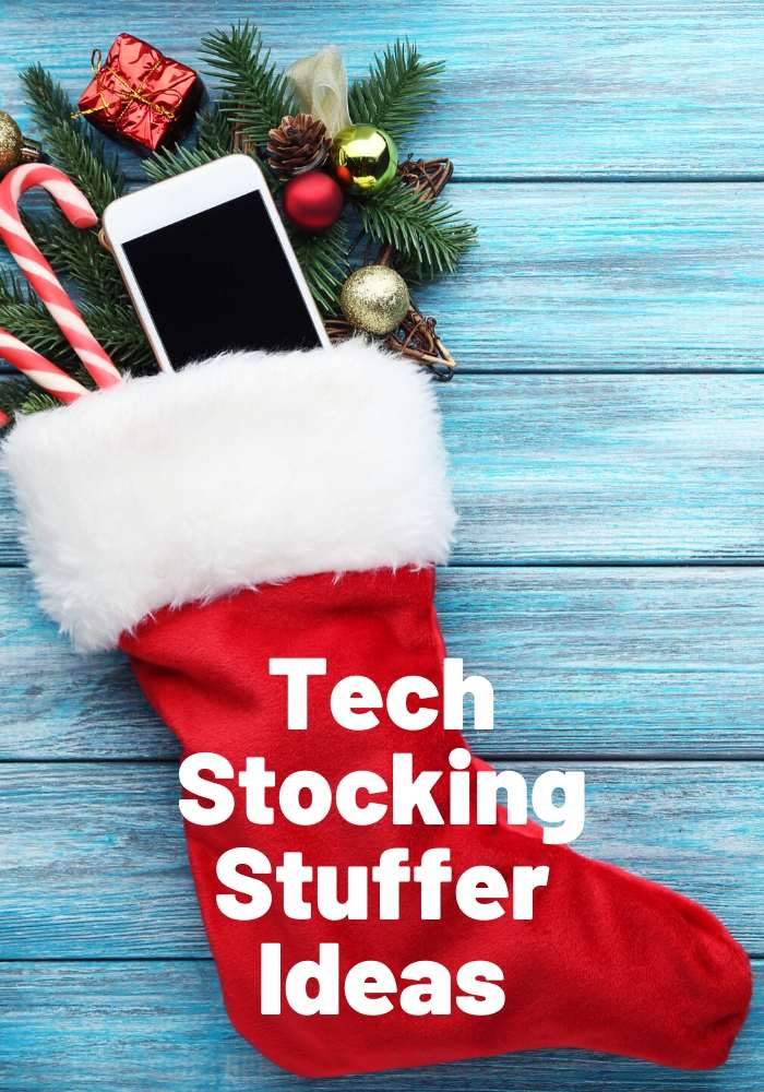 tech stocking stuffer ideas