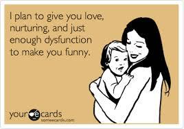 dysfunctional family bonding