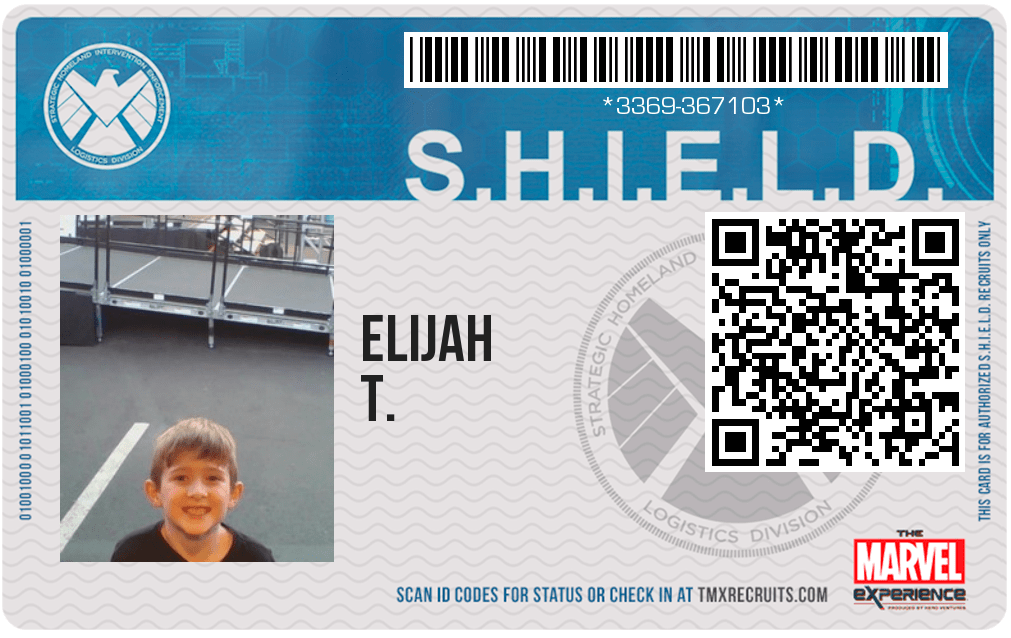 The Marvel Experience Review: Recruit Badge