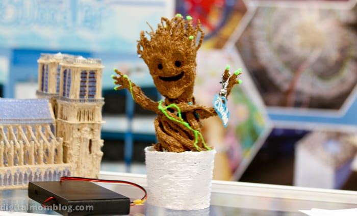 3D Printing CES 2015