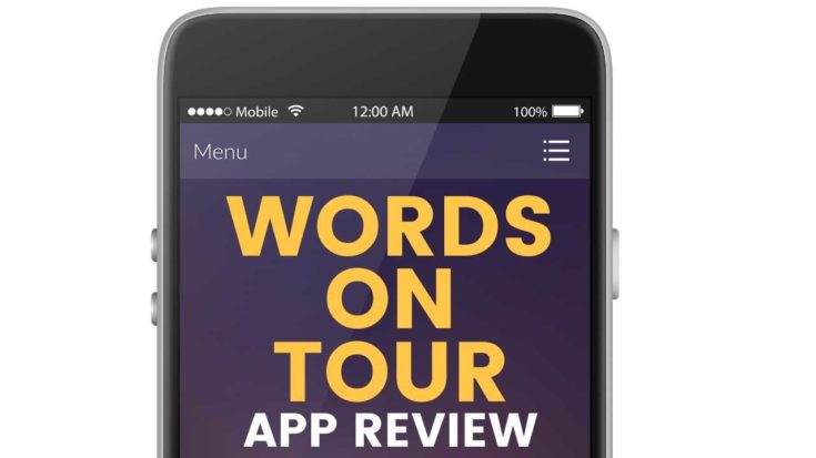 words on tour app review