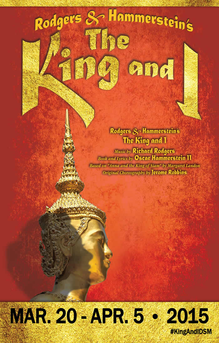 king and i musical