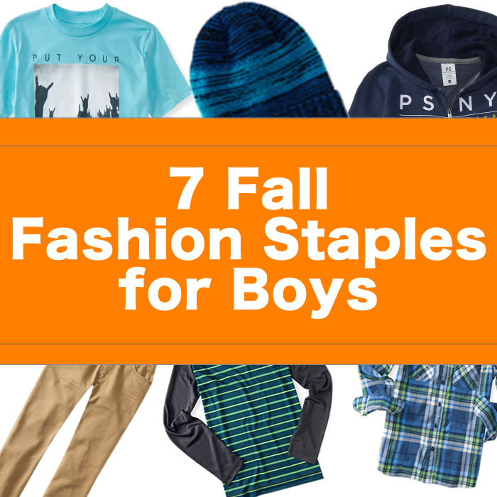 fall clothes for boys