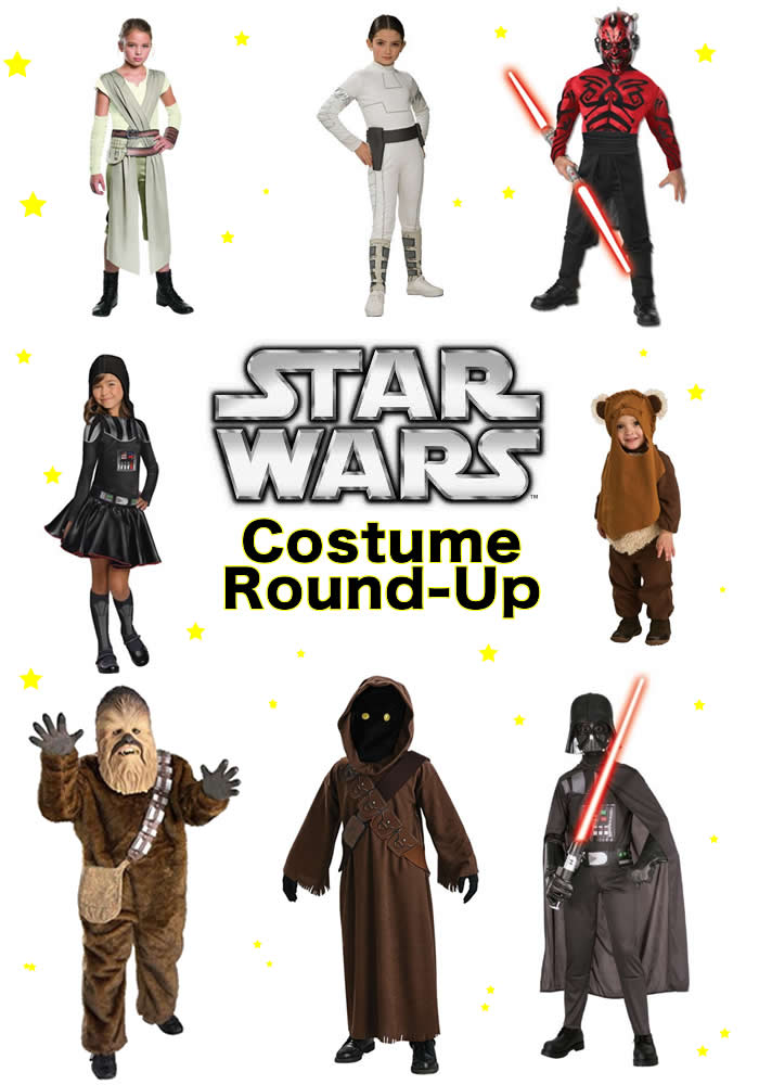 25 Star Wars Costumes For Everyone In Your Family Including The Dog Digital Mom Blog