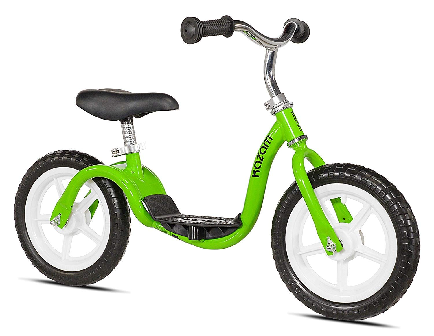 Kazam balance bike amazon only toddler bike with footrest