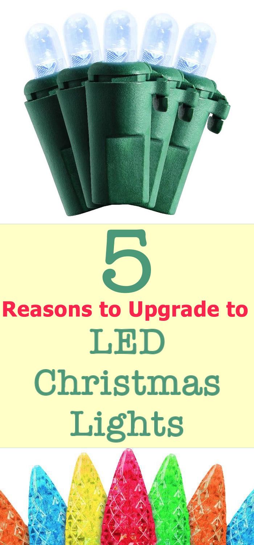5 Reasons to Upgrade to LED Christmas Lights