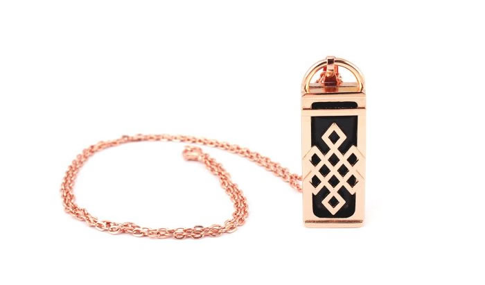 fitbit necklace