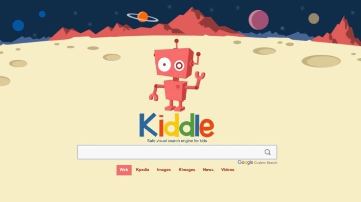 kiddle kids search engine