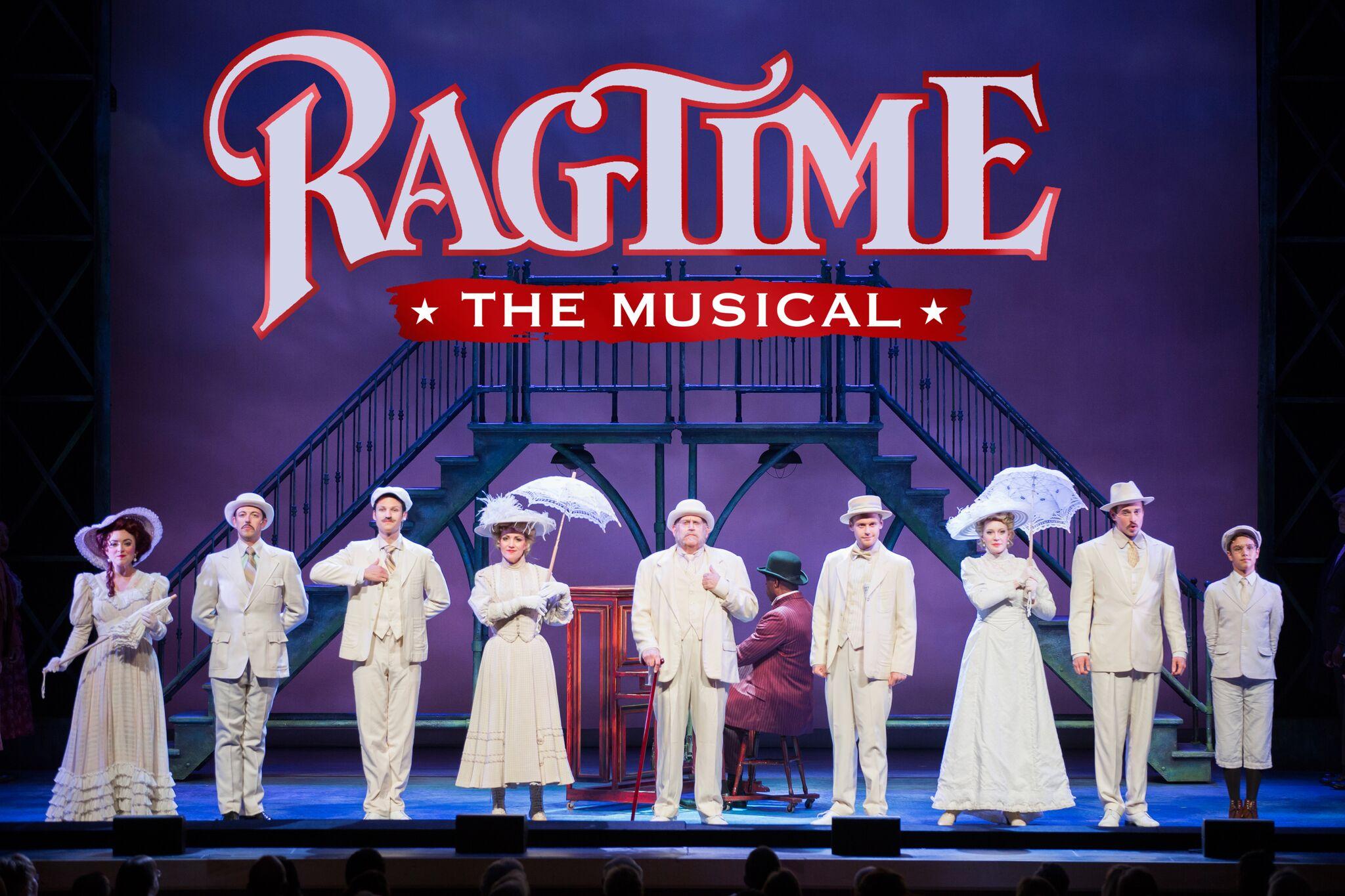 Ragtime Broadway Dallas