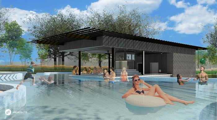 hilton anatole dallas hotel pool
