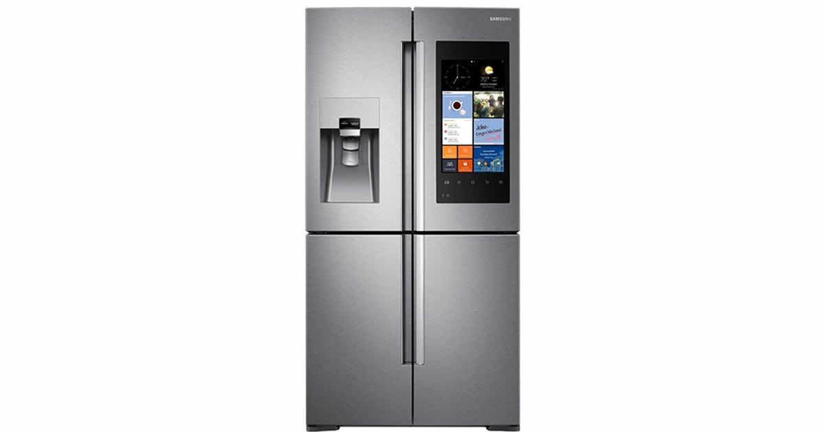 samsung hub refrigerator