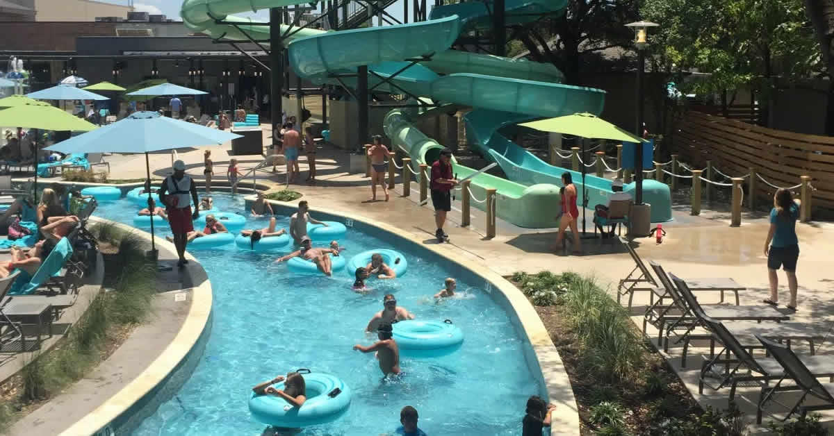 Jade Waters Hilton Water Park Review