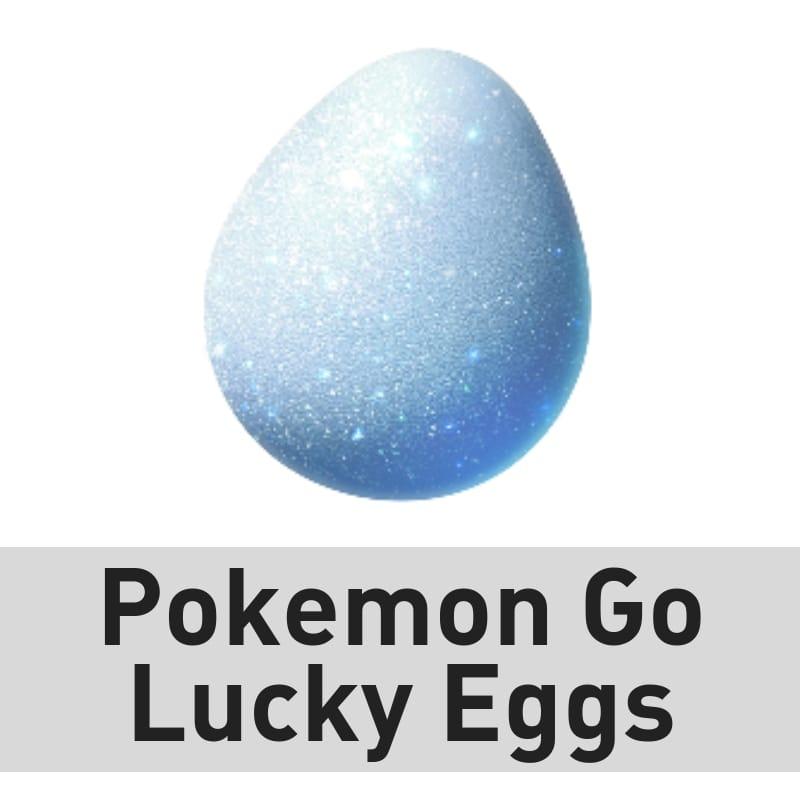 Pokemon Go Lucky Eggs – Pokemon Go Cheats