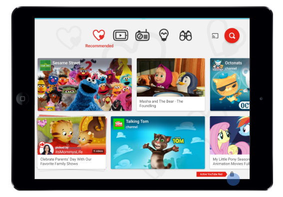YouTube Red YouTube Kids
