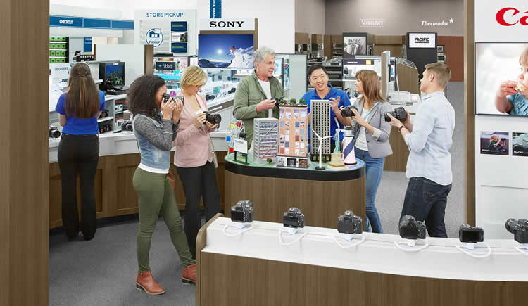 Best Buy Camera Experience Class