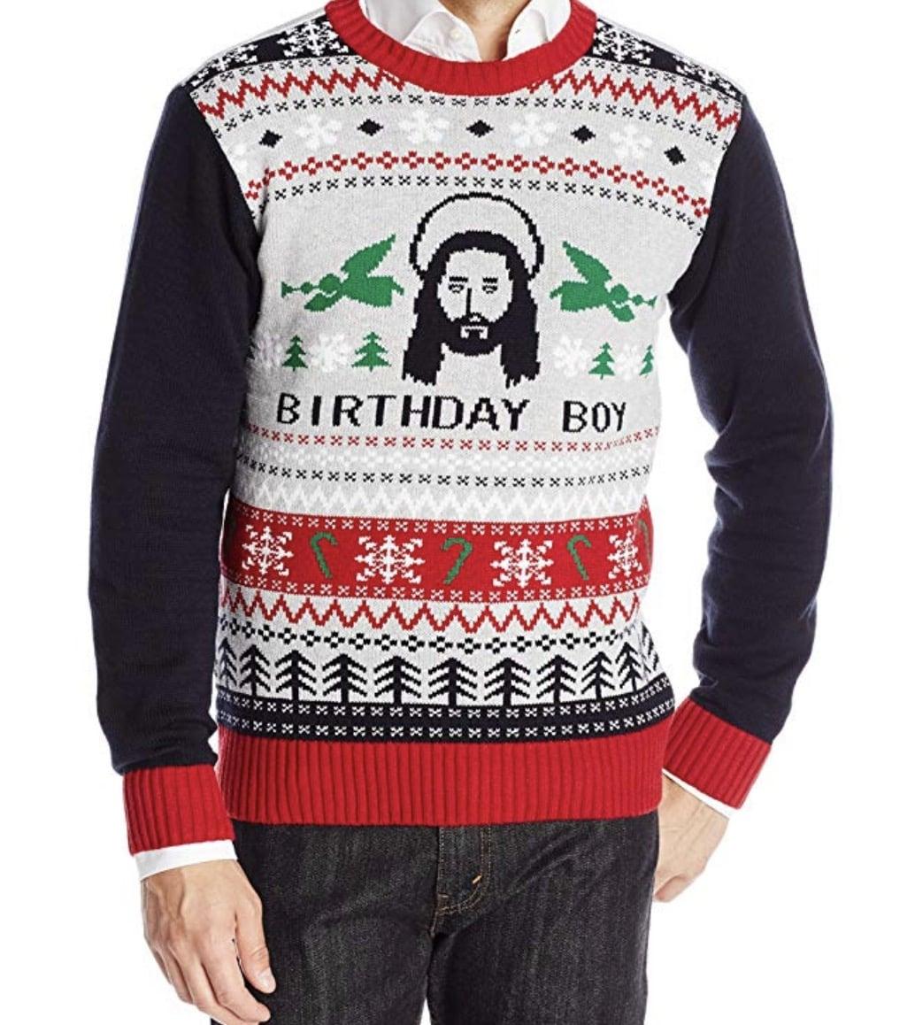 birthday boy sweater