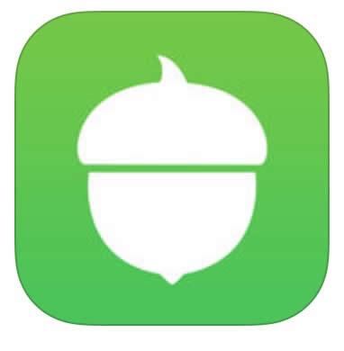 acorns savings app