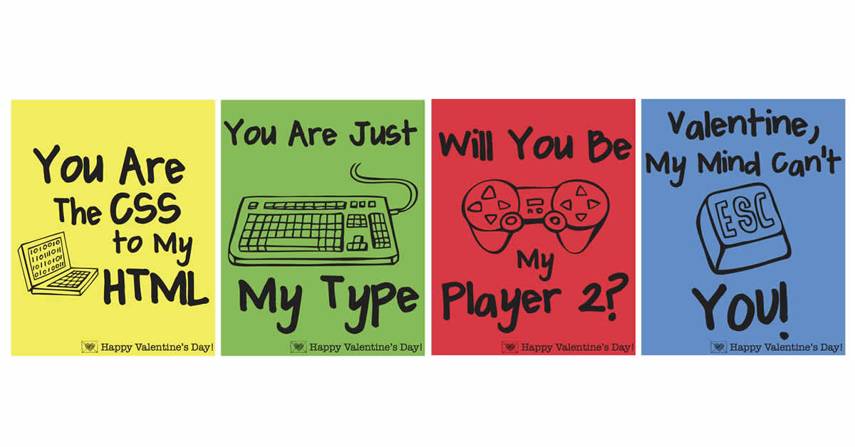 nerd-valentines-printables