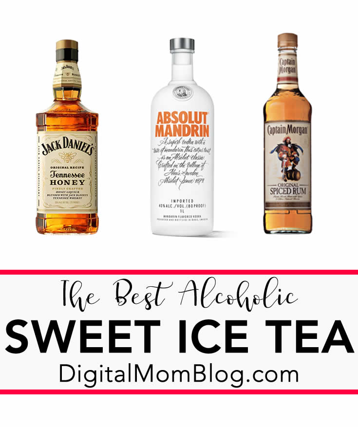 alcoholic sweet tea