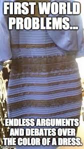 blue black dress meme